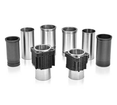 Cylinder liner manufactuers and exporters