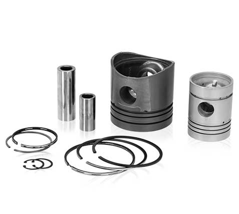 Piston, Piston Pins manufacturers and exporter