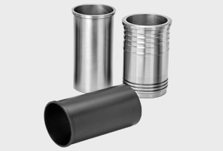 Wet cylinder liners for engine